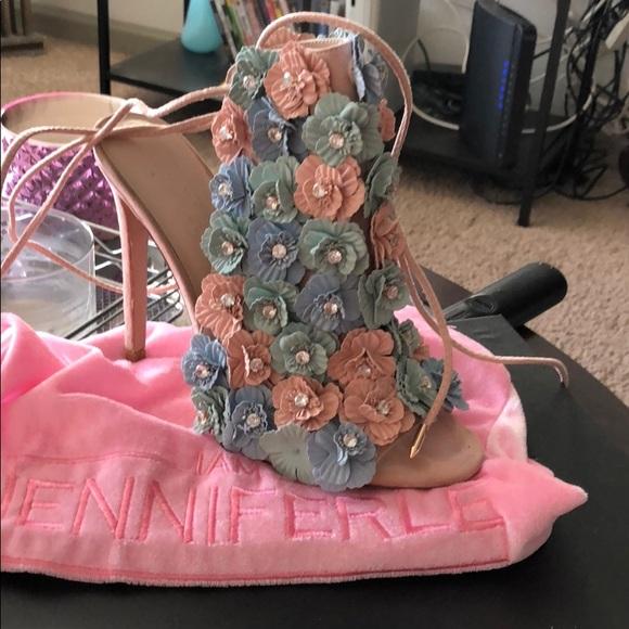Origami Le le shoes le origami heels poshmark
